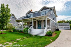 8 Walsh Street, Nantucket, MA 02554 Brant Point   sold