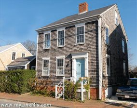 72 Orange Street, Nantucket, MA 02554|Town | sold